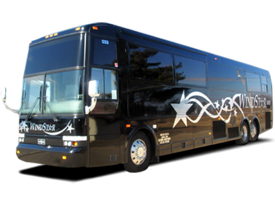 Bus Rental Omaha